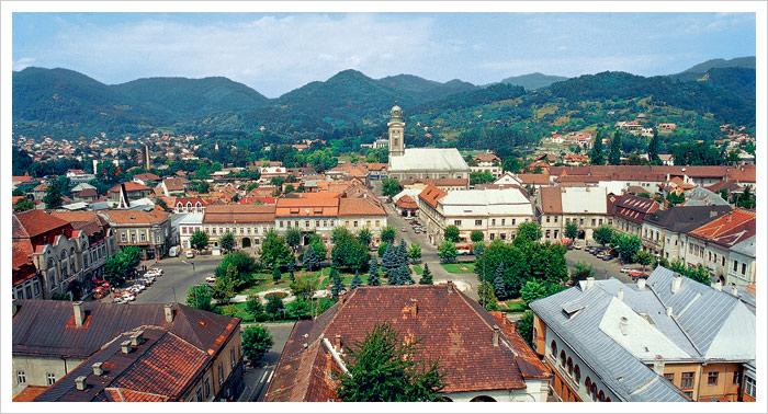 Baia Mare city image